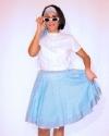 Costume Grease Azzurro