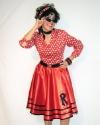 Costume Rizzo Rossa