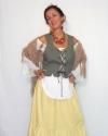 Costume Rugantino Donna Letizia
