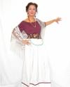 Costume Popolana Romanella