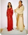 Costume Mose e Sephora