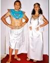 Costumi Ramses e Nefertari