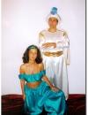 Costumi Aladino e Jasmine