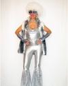 Costume Anni 70 White