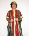 Costume Giulio Cesare Rosso