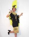 Costume Charleston Gold