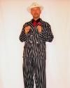 Costume Al Capone Righe