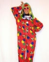 Costume Clown Pois