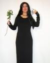 Costume Morticia 3