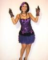Costume Burlesque Viola