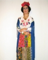 Costume Frida