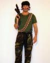 Costume Rambo
