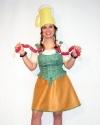 Costume Oktoberfest Donna