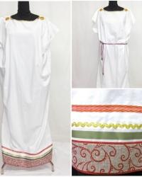 A19 - Costume Toga Antico Romamo