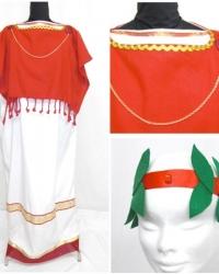 A22 -Costume Imperatore Romano Nerone