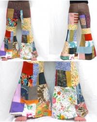P11 - Costume Hippie Pantalone a zampa