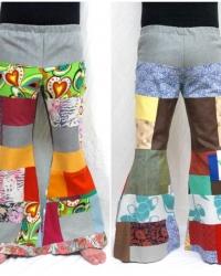 P13 - Costume Figlio dei Fiori Pantalone