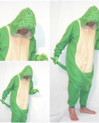 U37 - Costume Coccodrillo