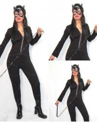 U52 - Costume CatWoman Zip