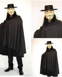 V15 - Costume V x Vendetta