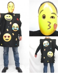 V13 - Costume Emoticons