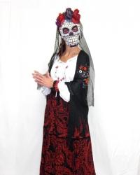 Costume Santa Muerte