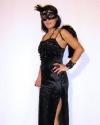 Costume Angelo Nero