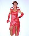 Costume Diavolessa Collo
