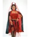 Costume Diavolessa Mantello
