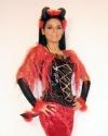 Costume Diavolessa Piume