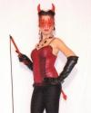 Costum Diavolessa