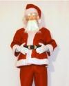 Costume Babbo Natale Maschera