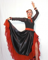 Costume Andalusia