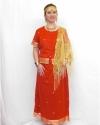 Costume Indiana Malika