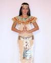 Costume Cleopatra Oro