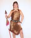 Costume Indiana Pietra Nera