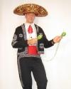 Costume Mariachi Messico