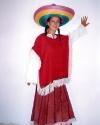 Costume Messicana Sombrero