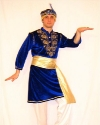 Costume Principe Indiano