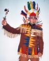 Costume Toro Seduto