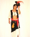 Costume Piratessa Angelica