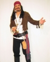 Costume Jack Sparrow Giacca