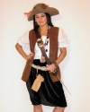 Costume Piratessa Cappello