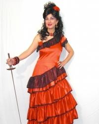 Costume Carmen