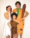 Costumi Flintstones