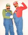 Costumi Super Mario e Luigi