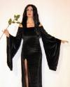 Costume Morticia Addams