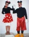 Costume Topolino e Minnie