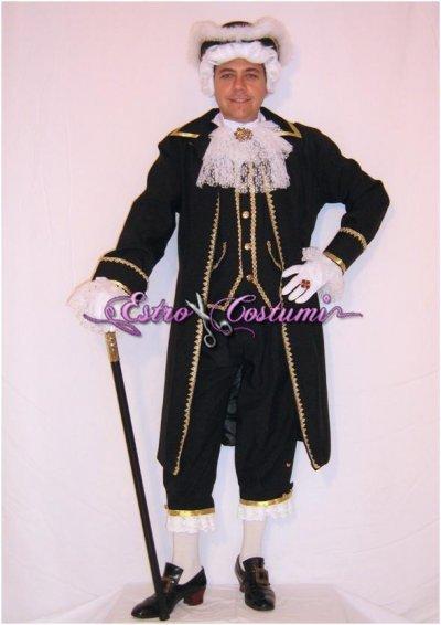 Costume Casanova