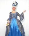Costume Baronessa di Versaille